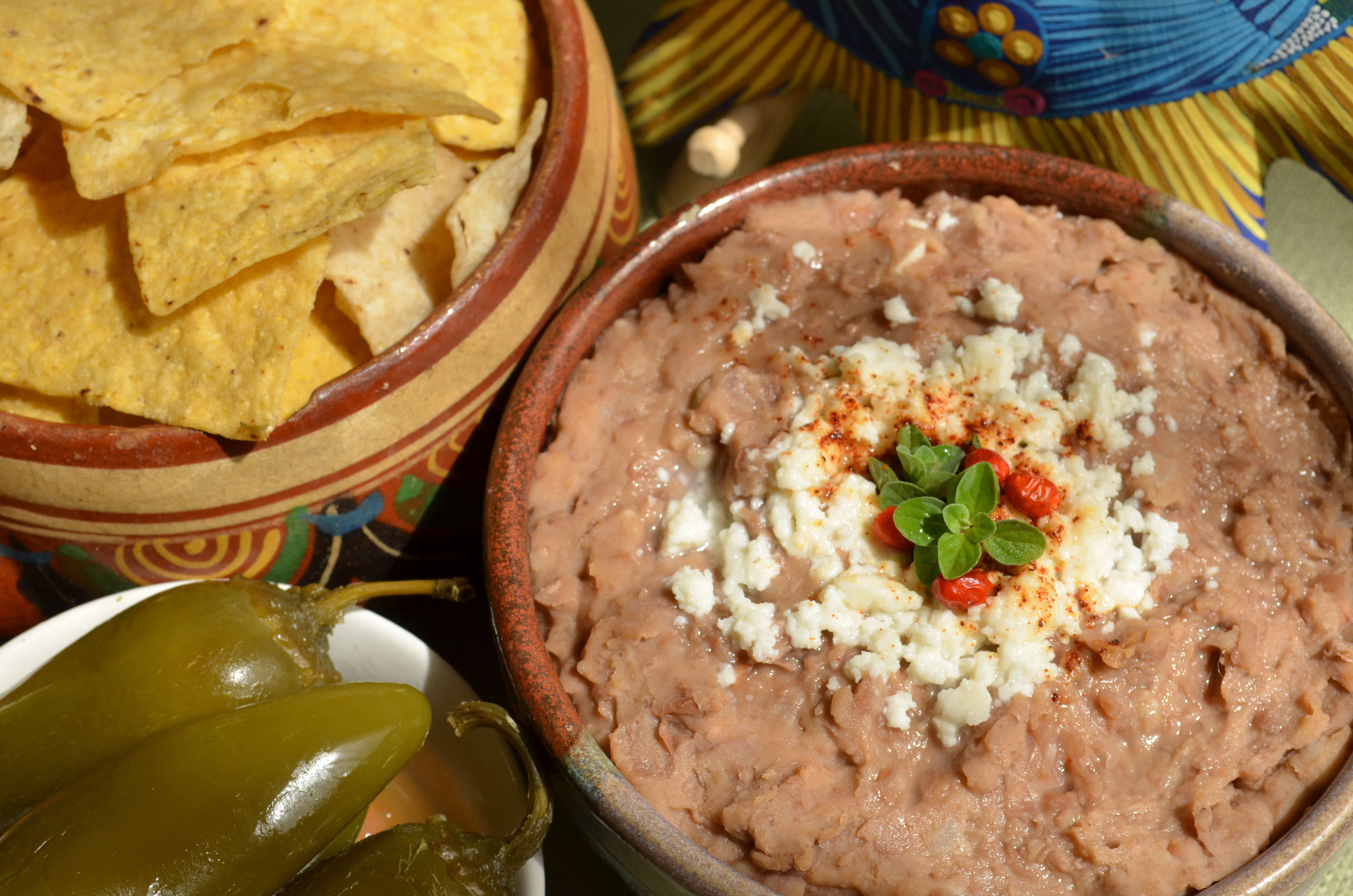 universally loved simple comfort food, refried beans will easily ...